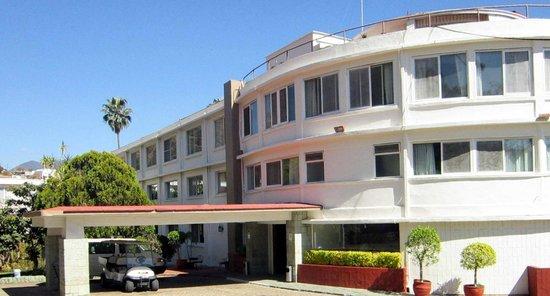 Hotel Victoria: Fachada