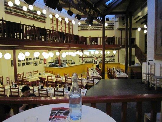 El Tablao de Carmen : Restaurant & Stage