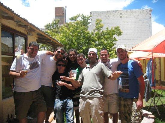 Hostal Humahuaca:                   La banda de jose...