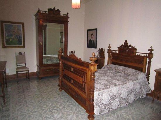 Can Prunera Museum of Modernism:                   Bedroom