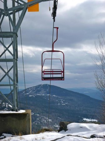 Black Mountain:                   old school lifts