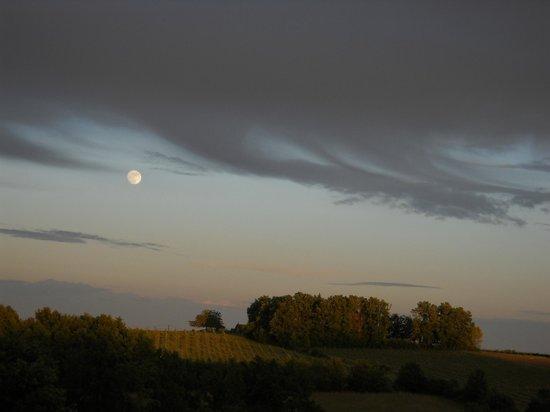 Domaine de la Borie Blanche: Nuit estivale sur La Borie Blanche