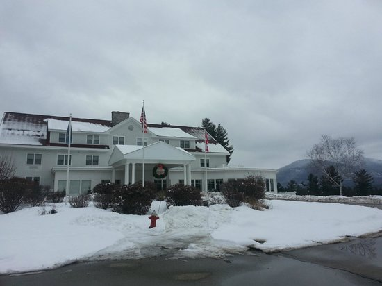 White Mountain Hotel and Resort:                                     This is the main hotel, I thought that the picture they prov