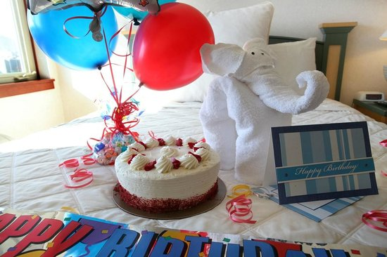 Inn at Seaside: Birthday Package