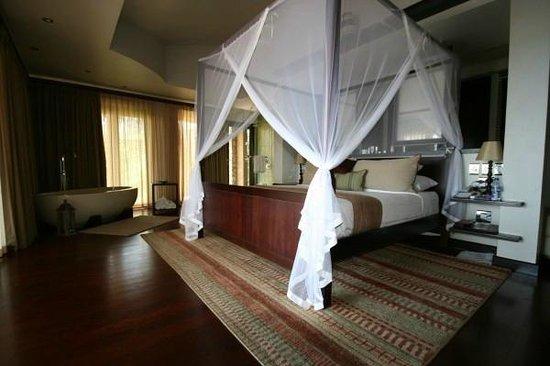 Anantara Bazaruto Island Resort:                   спальня