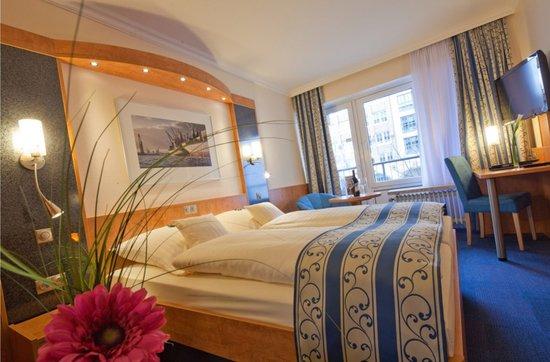 Apartment-Hotel Hamburg Mitte: Doppelzimmer