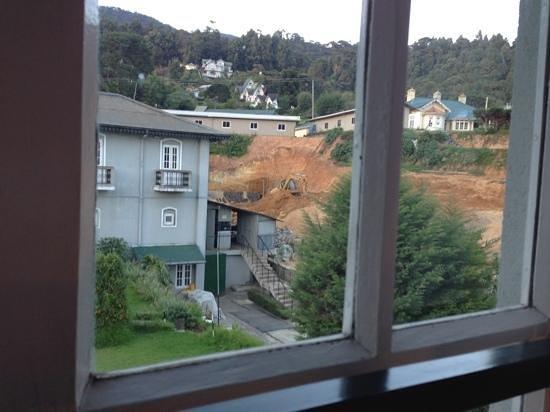 Jetwing St. Andrew's:                   vue de la chambre