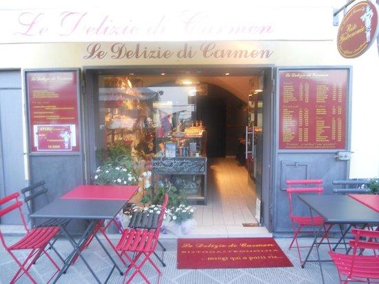 Le Delizie di Carmen : Risto-gastronomia