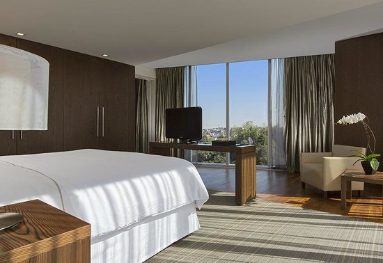 The Westin Santa Fe Mexico City: Master Suite