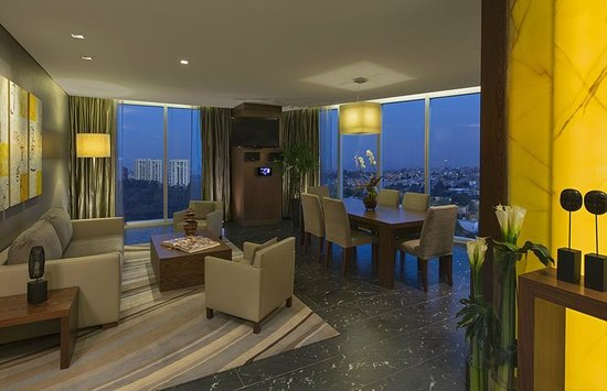 The Westin Santa Fe Mexico City: Suite Presidencial