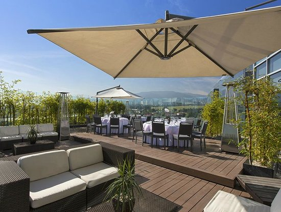 The Westin Santa Fe Mexico City: Terraza Heavenly Spa