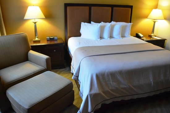 Four Winds Casino Resort: Deluxe Suite