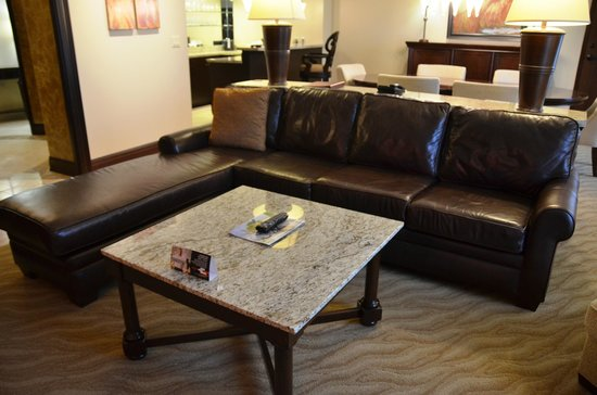 Four Winds Casino Resort: Celebrity Suite