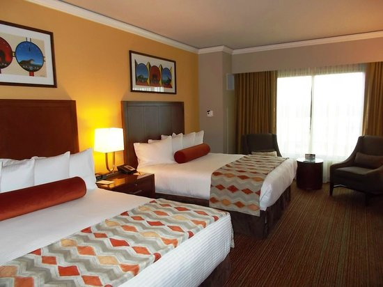 Four Winds Casino Resort : Standard Room