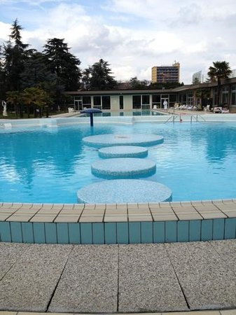 Continental Terme Hotel:                   piscina