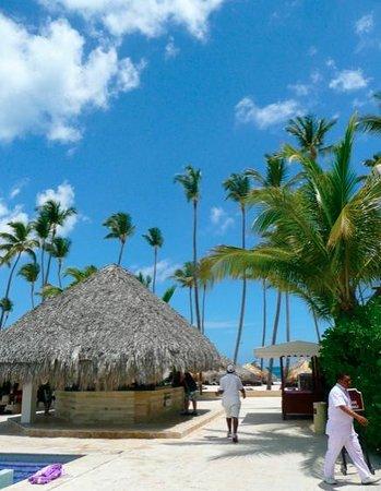 The Reserve at Paradisus Palma Real: Beach Bar