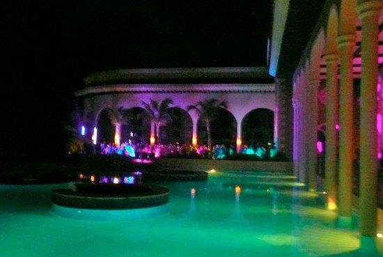 The Reserve at Paradisus Palma Real: Main Resort At Night