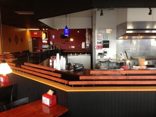 Bubba Ritos Southwest Grub:                                     Prep Bar