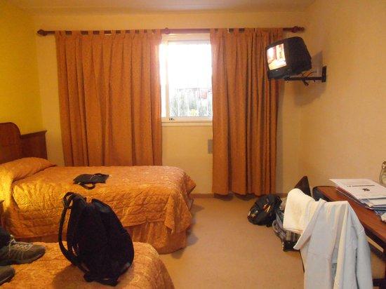 Picos Del Sur:                   dormitorio