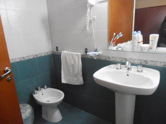 Picos Del Sur:                   baño