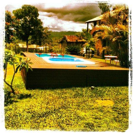 Hotel Praia Do Rosa:                   Muito agradavel