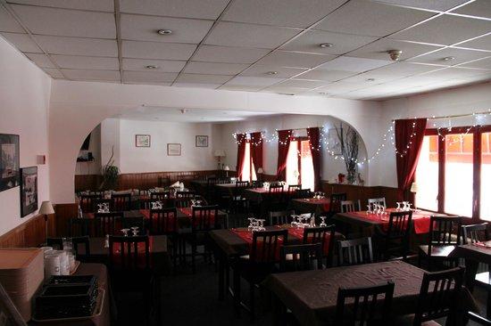 Hotel Mirtil:                   Restaurant cosy