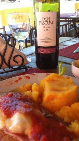 Casa Grande Bistro: More Bland Food!