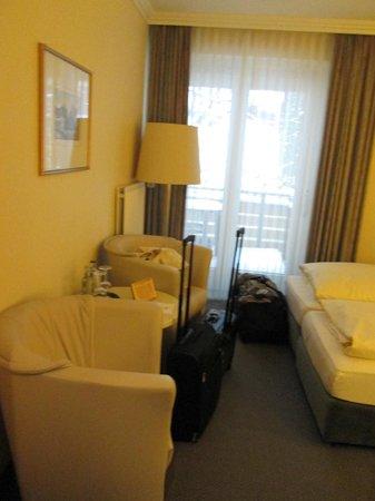 Hotel Seela:                   Standartzimmer