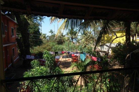 Joaquim Guest House:                                     beach view