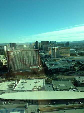 Trump International Hotel Las Vegas: View