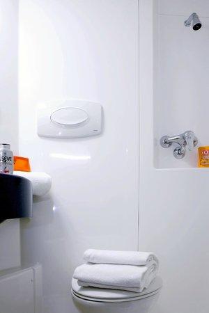 Relais Fasthôtel Lens : Salle de bain