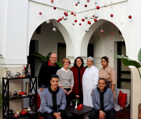 Riad Shanima & Spa: notre équipe