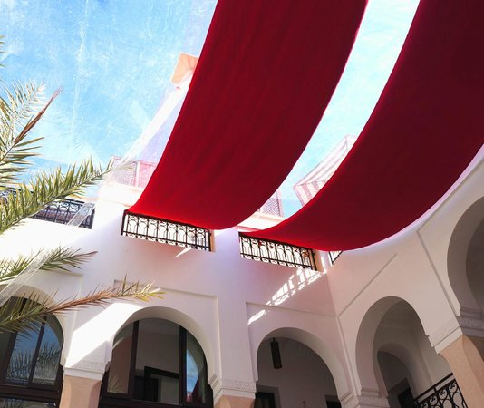 Riad Shanima & Spa: pato