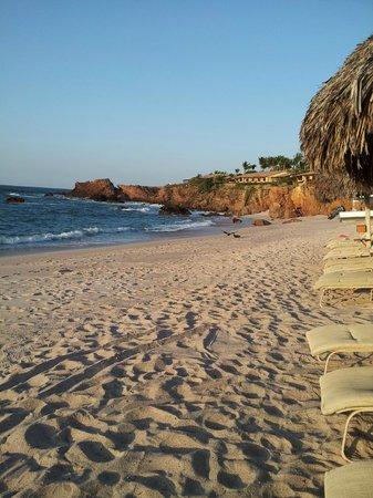 فور سيزونز ريزورت بونتا ميتا:                   Private beach for 4 Seasons                 