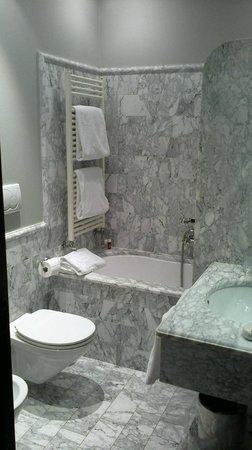 Bauer Casa Nova:                   salle de bain