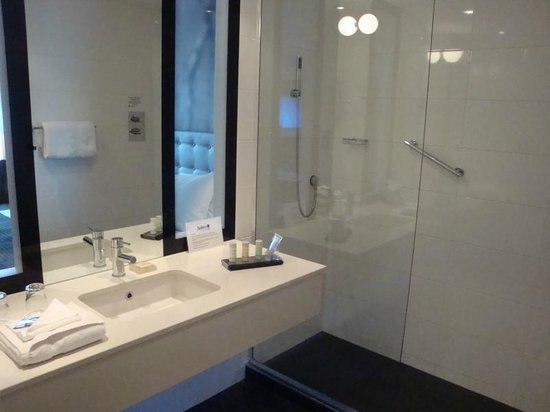 Radisson Blu Hotel, East Midlands Airport: Ensuite
