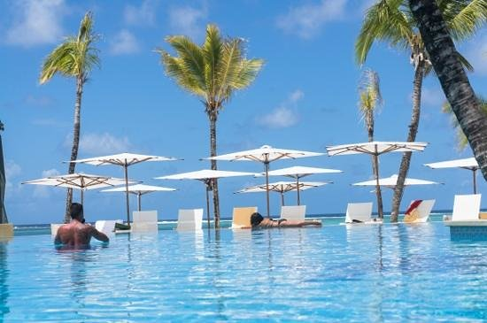 Ambre Resort & Spa:                   Pool Hotel Ambre