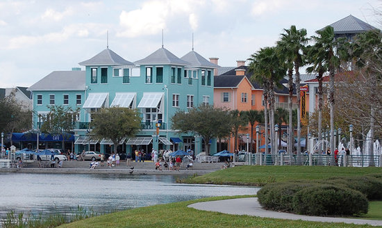 Kissimmee Fl Celebration Is The Town That Disney Built And Home To Fun