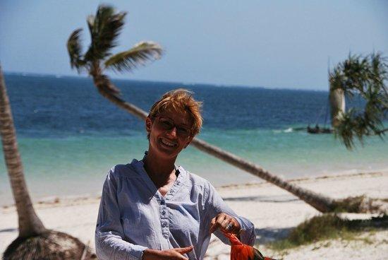 Emrald Flamingo Beach Resort & Spa: beach