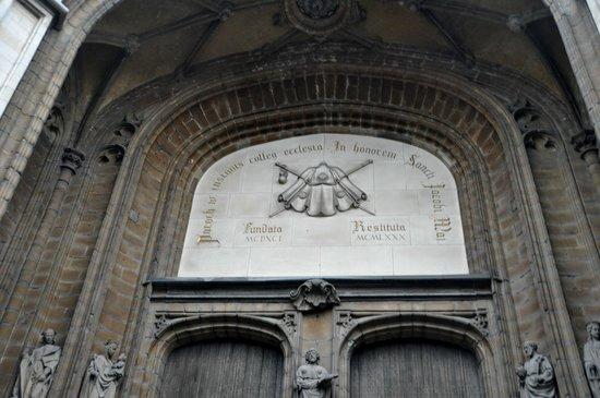 St Jacobskerk (St James's Church) : St Jacobskerk