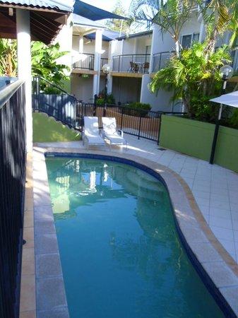 BreakFree Eco Beach :                                     Pool