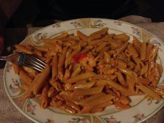 Spaghetteria da Grillo :                   mare pulito