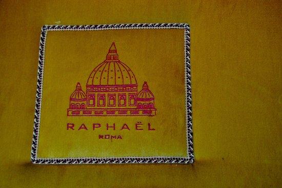 Hotel Raphael - Relais Chateaux:                   logo