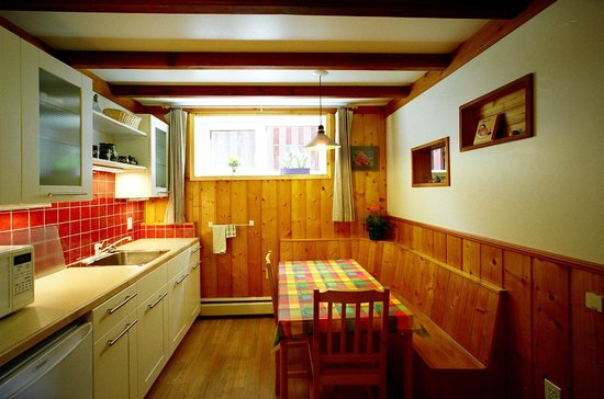 En-Ska House: Room #2- kitchenette area