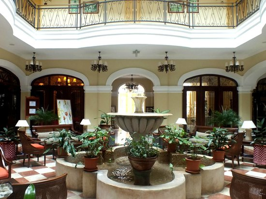Iberostar Grand Hotel Trinidad: Lobby at the Iberostar Grand