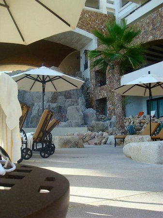 Grand Solmar Land's End Resort & Spa:                   Poolside