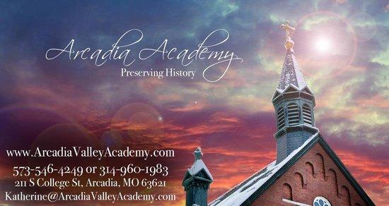 Arcadia Academy: Contact Us
