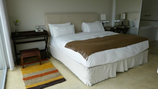 cE Hotel de Diseno: cama