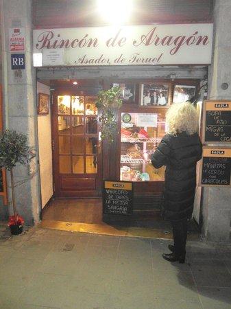 El Rincon Restaurant :                                     Restaurant by night