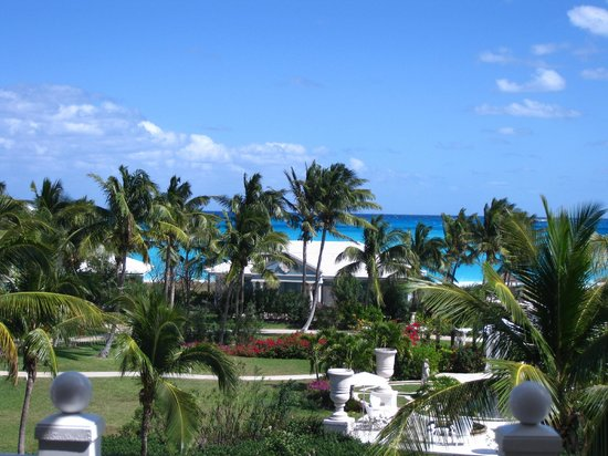 Sandals Emerald Bay Golf, Tennis and Spa Resort:                   Oceanfront view